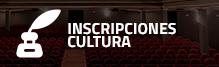 Inscripciones Cultura