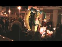 Embedded thumbnail for Noche de Reyes La Cisterniga 2016 01 05